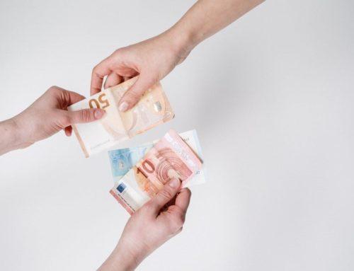 Hoe zit het met het papierwerk bij geldstromen in de onderneming?